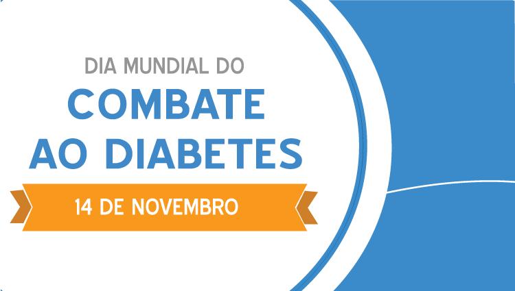 Dia Mundial de combate ao diabetes