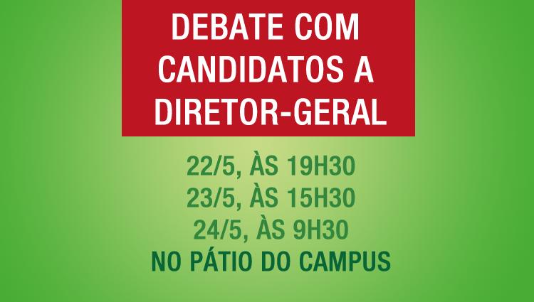 Debate Diretor-Geral