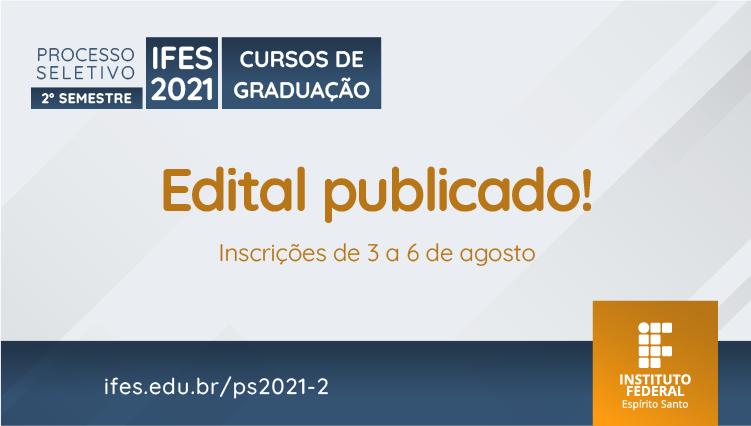 Ifes oferta 114 vagas em cursos superiores no Sisu 2020/2